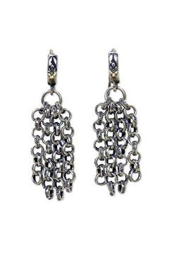 Shoptiques Product: Chain Reaction Earrings