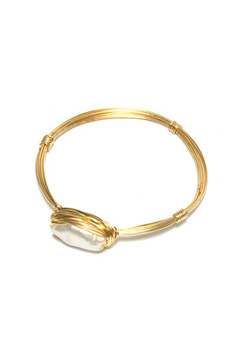 Shoptiques Product: Out Of My Shell Bangle