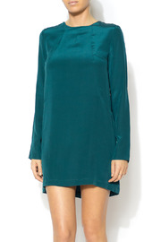 Shoptiques Product: Silk Mini Shift Dress