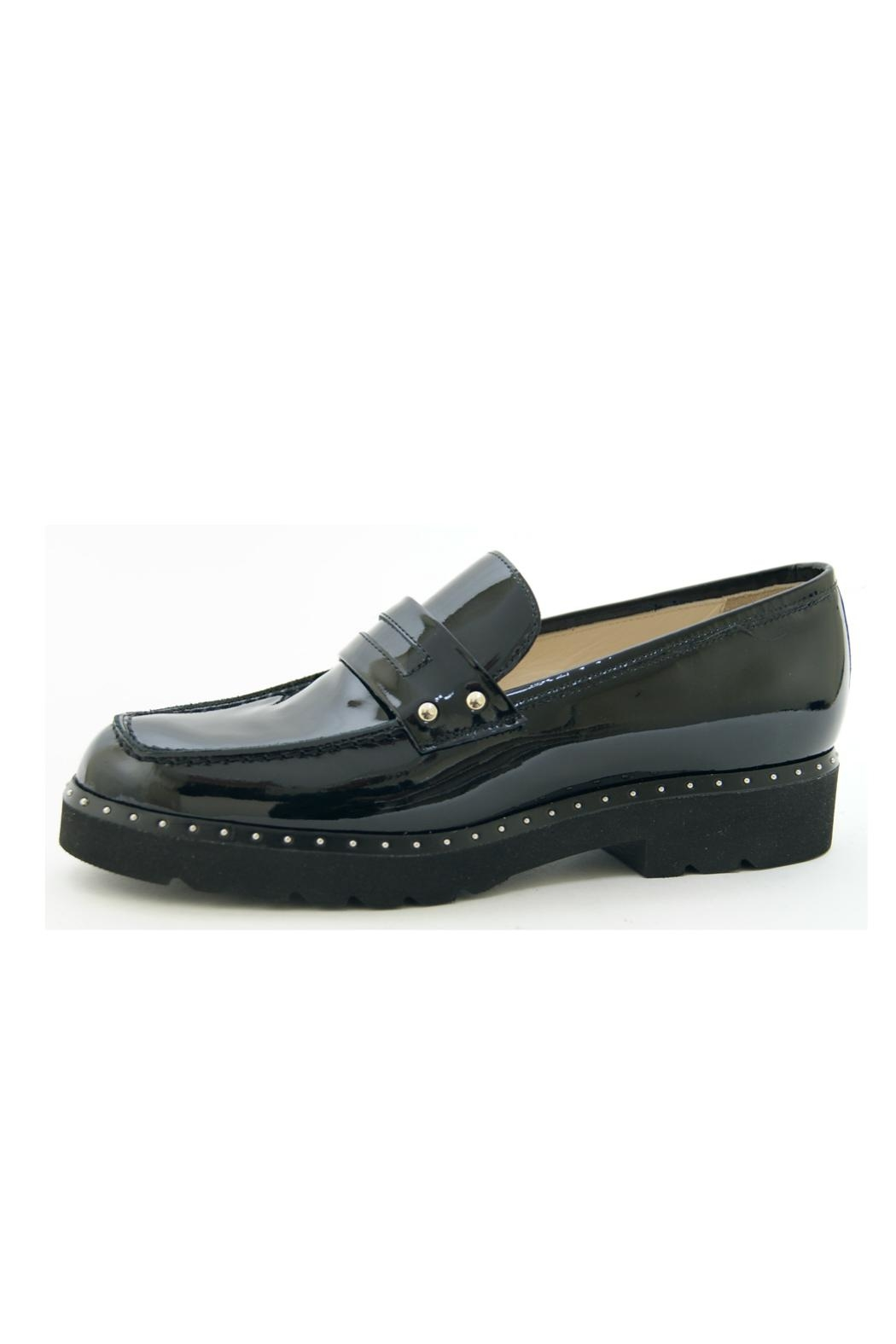 DI CHENZO Hannah Patent Loafer - Front Cropped Image