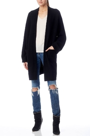 Skull Cashmere Dia Skull Cardigan - Front cropped