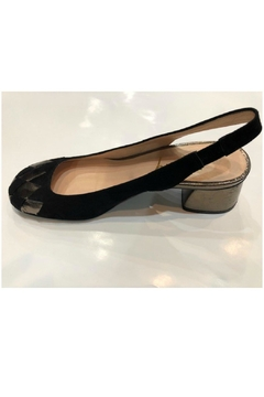 French Sole Dial Sling-Back Pump - Alternate List Image