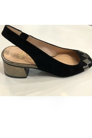 French Sole Dial Sling-Back Pump - Product Mini Image
