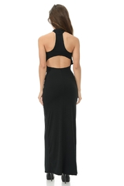Diamante Black Butterfly - Side cropped