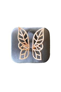 Brigitte & Stone Diamond Butterfly Ring - Product List Image