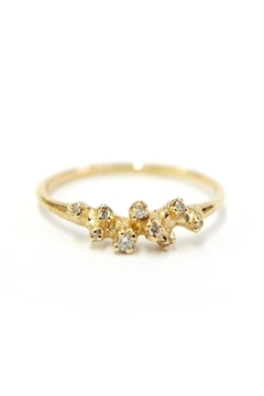Shoptiques Product: Diamond Cluster Ring
