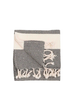Shoptiques Product: DIAMOND HAND TOWEL