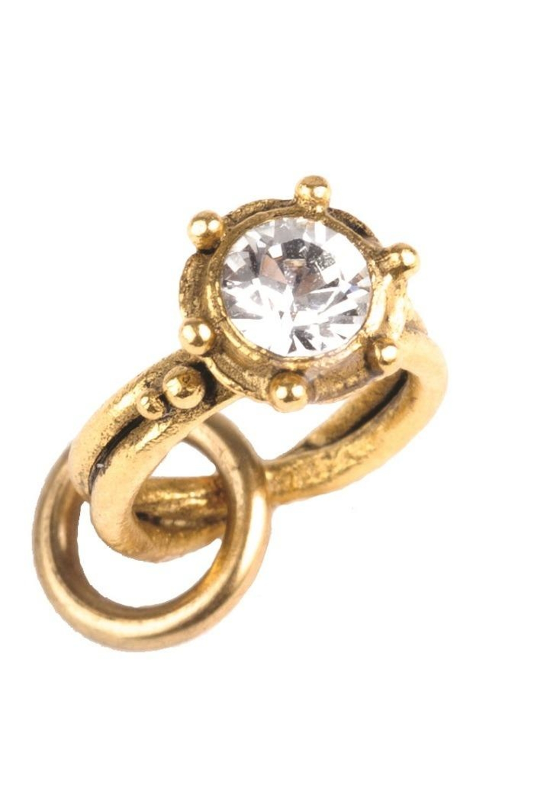 Beaucoup Designs Diamond Ring Charm - Main Image