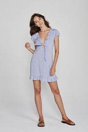 Auguste The Label  Diamond Rumba Mini-Dress - Front cropped