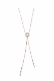 Jacquie Aiche Diamond Y Necklace - Product Mini Image