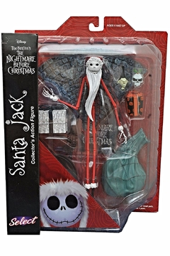 Diamond Select Santa Jack Figure - Product List Image