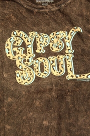 Diamond T Outfitters Gypsy Soul Tee - Front cropped