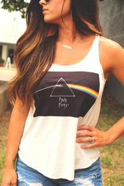 Diamond T Outfitters Pink Floyd Tank - Front cropped