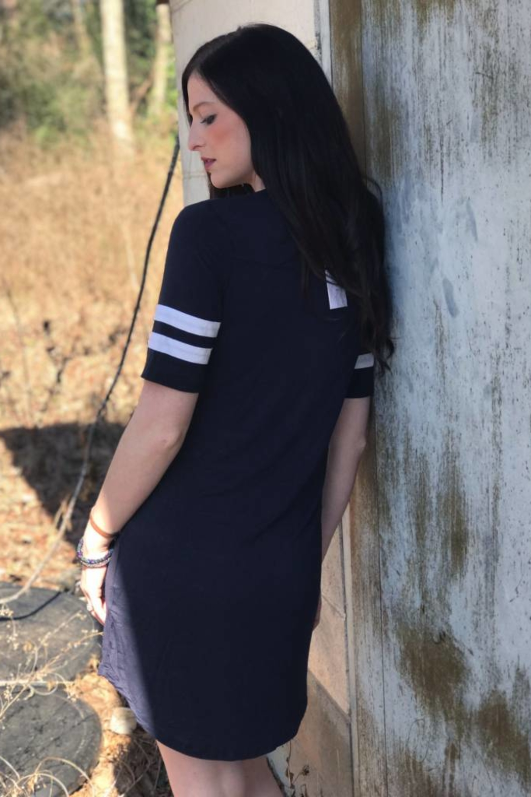 Diamond T Outfitters The League Dress - Front Full Image