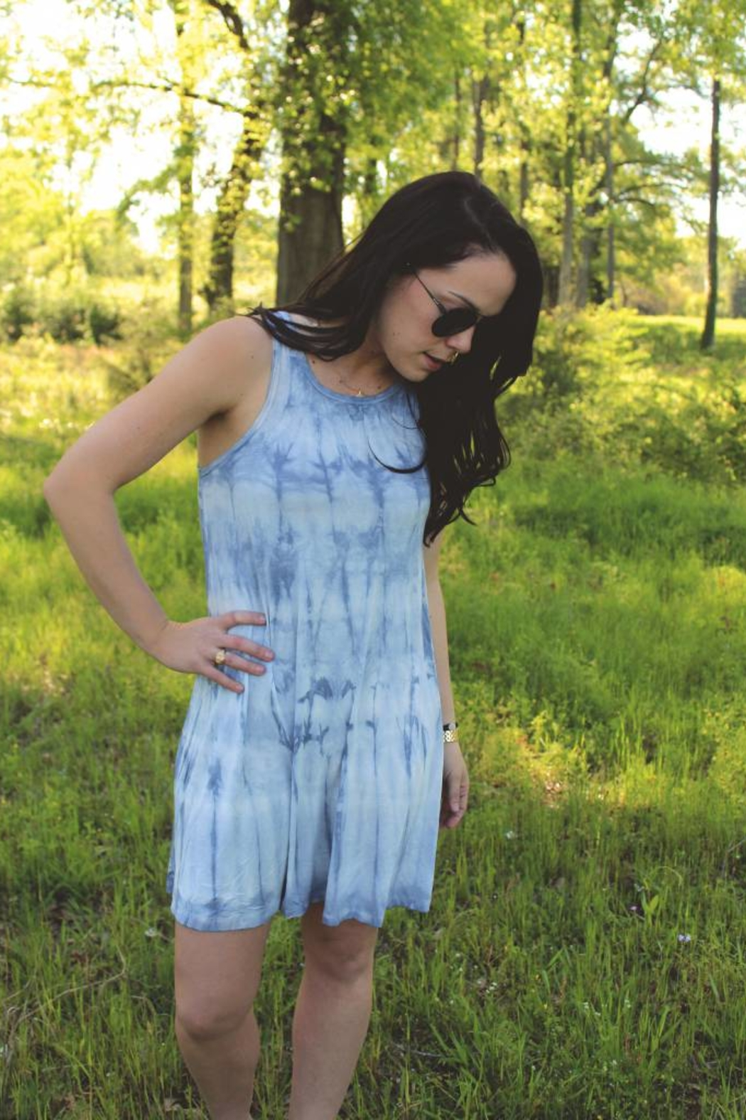 Diamond T Outfitters The Tie Dye Dress - Main Image