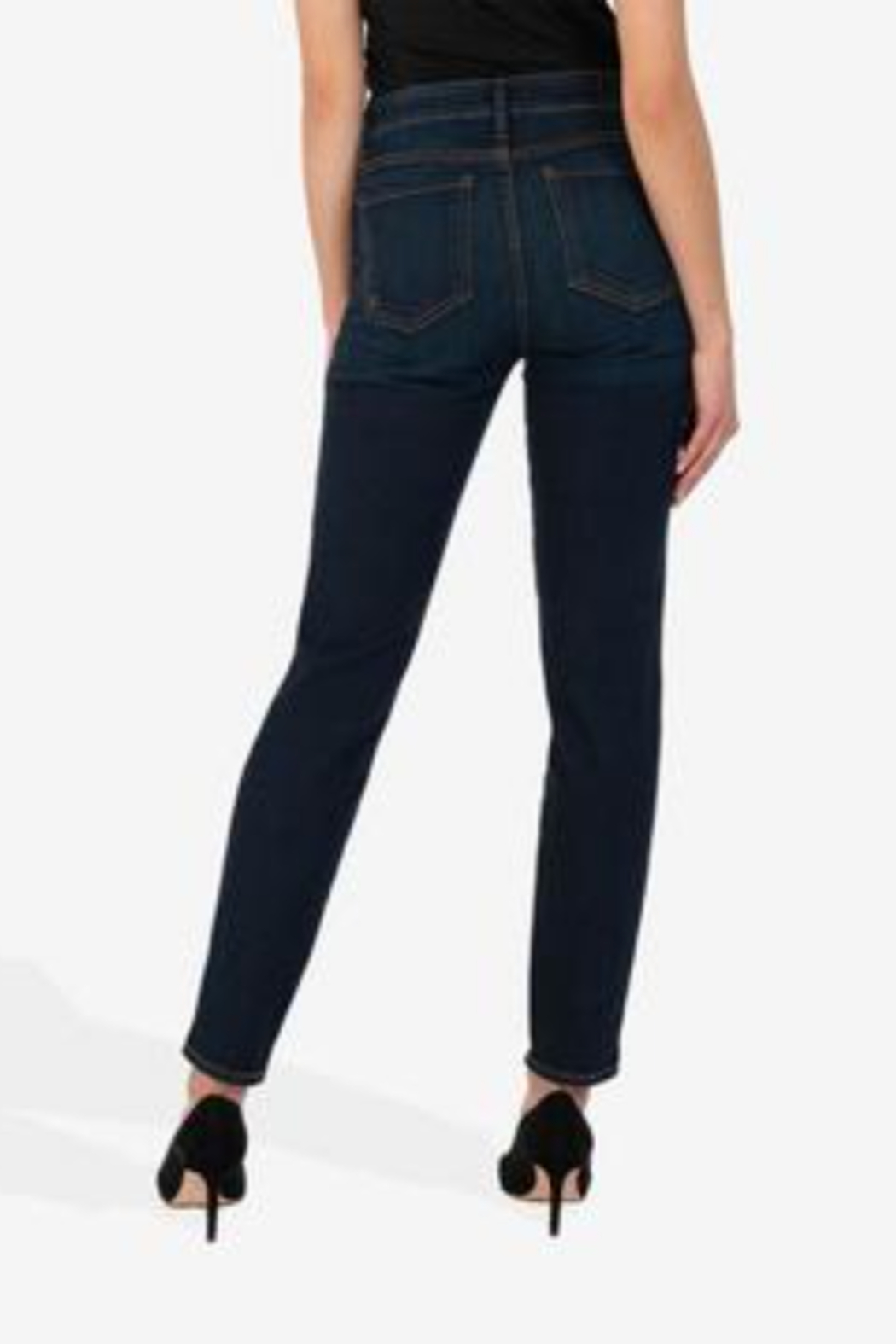 Kut from the Kloth Diana High Rise Jean - Front Full Image