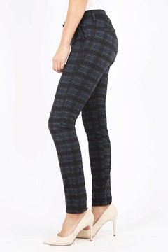 Kut from the Kloth Diana Plaid Ponte - Alternate List Image