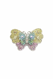 Diane's Accessories Butterfly Pin Pastel - Product Mini Image