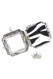 Diane's Accessories Crown Shadow-Box Pendant - Front full body