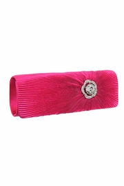 Diane's Accessories Fuchsia Evening Bag - Product Mini Image