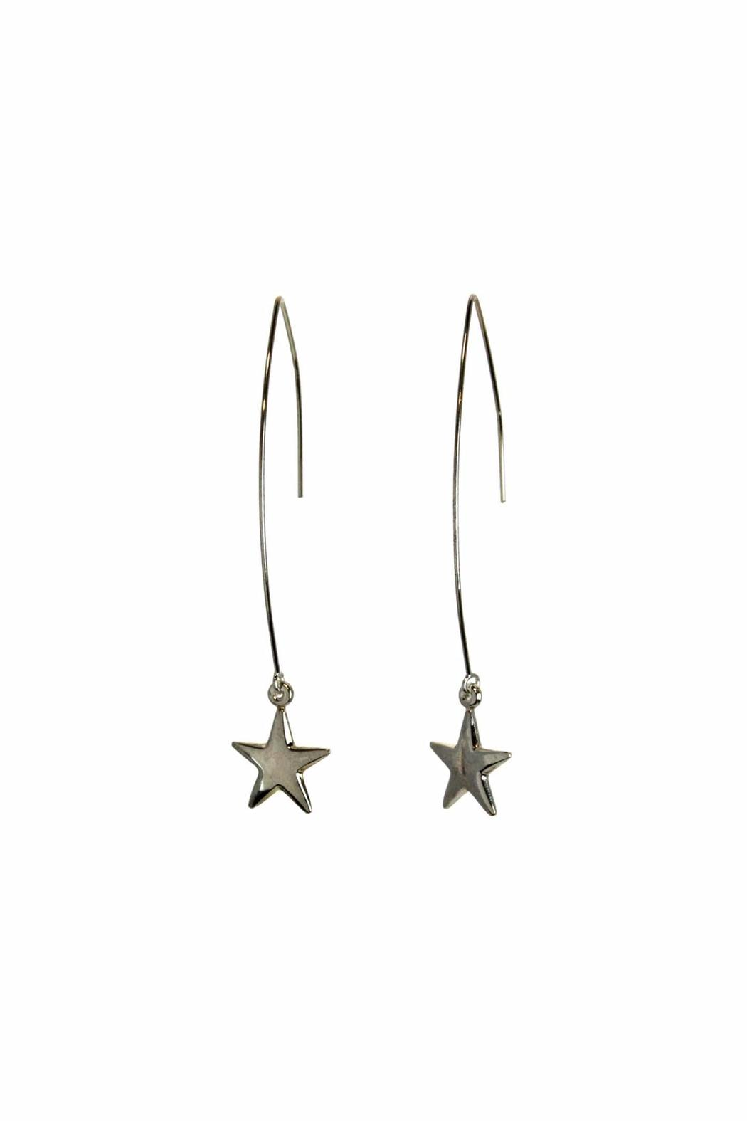 Diane's Accessories Star Threader Earrings - Main Image