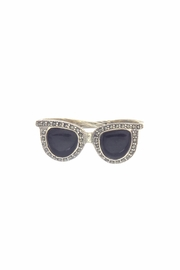 Diane's Accessories Sunglasses Brooch Onyx - Front cropped