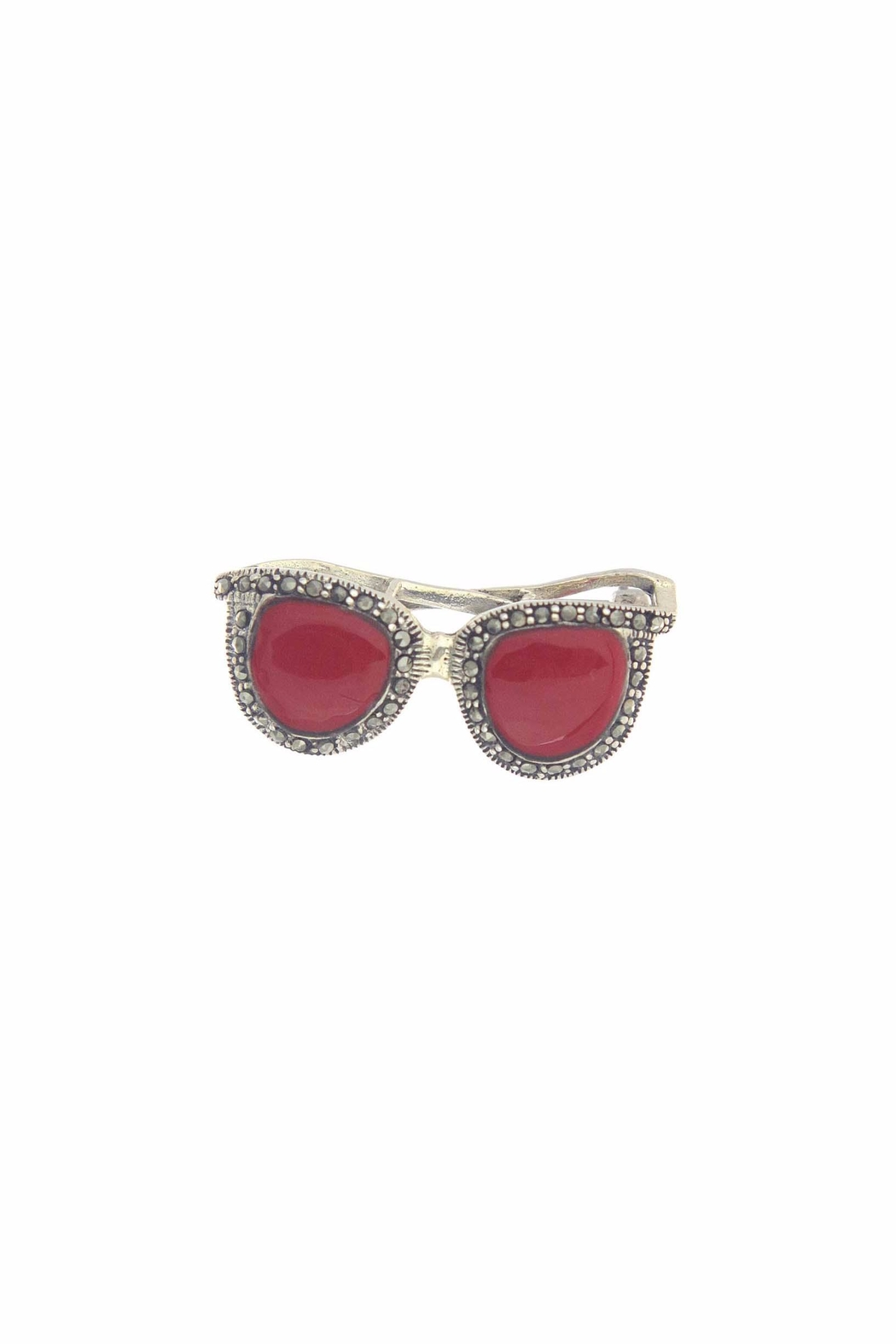 Diane's Accessories Sunglasses Pin Chalcedony - Main Image