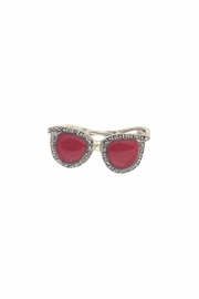 Diane's Accessories Sunglasses Pin Chalcedony - Front cropped