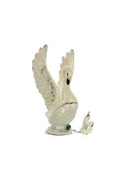 Kingspoint Designs Swan Princess With Necklace - Product List Image