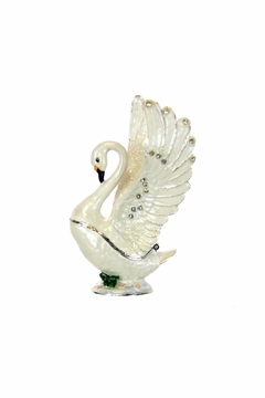 Kingspoint Designs Swan Princess With Necklace - Alternate List Image