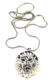 Diane's Accessories Tiger Pin Pendant Necklace - Product Mini Image