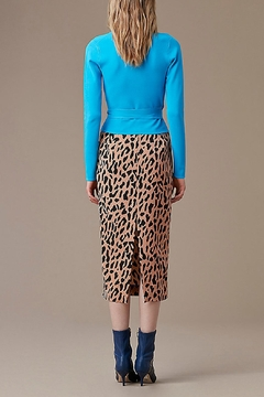 Diane von Furstenberg Tailored Pencil Skirt - Alternate List Image