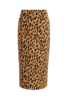 Diane von Furstenberg Tailored Pencil Skirt - Product List Image