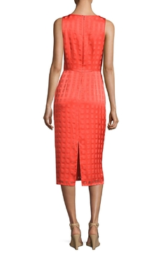 Diane von Furstenberg V Neck Midi Dress - Alternate List Image