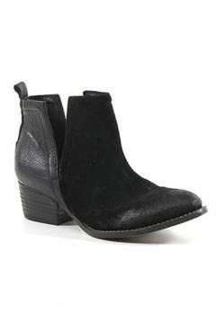 Diba True Stop By Leather Bootie - Alternate List Image