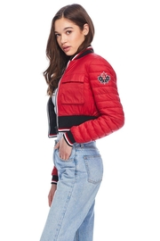 Moose Knuckles  Diberville Bomber - Back cropped