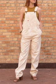 Dickies Hand-Painted Canvas Overalls - Product Mini Image