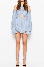Alice McCall  Did-It-Again Playsuit - Product Mini Image