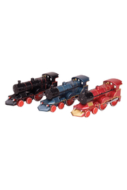 Schylling Die-Cast Classic Sound/Light Train - Product Mini Image