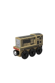 Fisher Price Diesel Wooden Engine - Front cropped