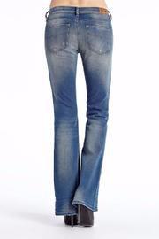 Diesel Jeans Bootcut Distressed Jean - Front full body