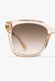DIFF Bella Eyewear - Ginger Crystal + Light Brown Gradient - Product Mini Image