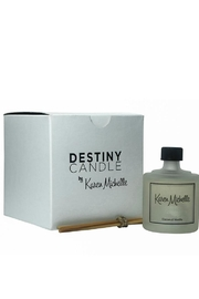 Destiny Candle by Karen Michelle Diffuser Coconut Vanilla - Product Mini Image