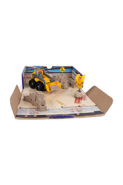 Kinetic Sand Dig & Demolish Truck Playset - Side cropped