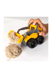 Kinetic Sand Dig & Demolish Truck Playset - Back cropped
