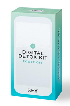 Pinch Provisions Digital Detox Kit Power Off - Product List Image