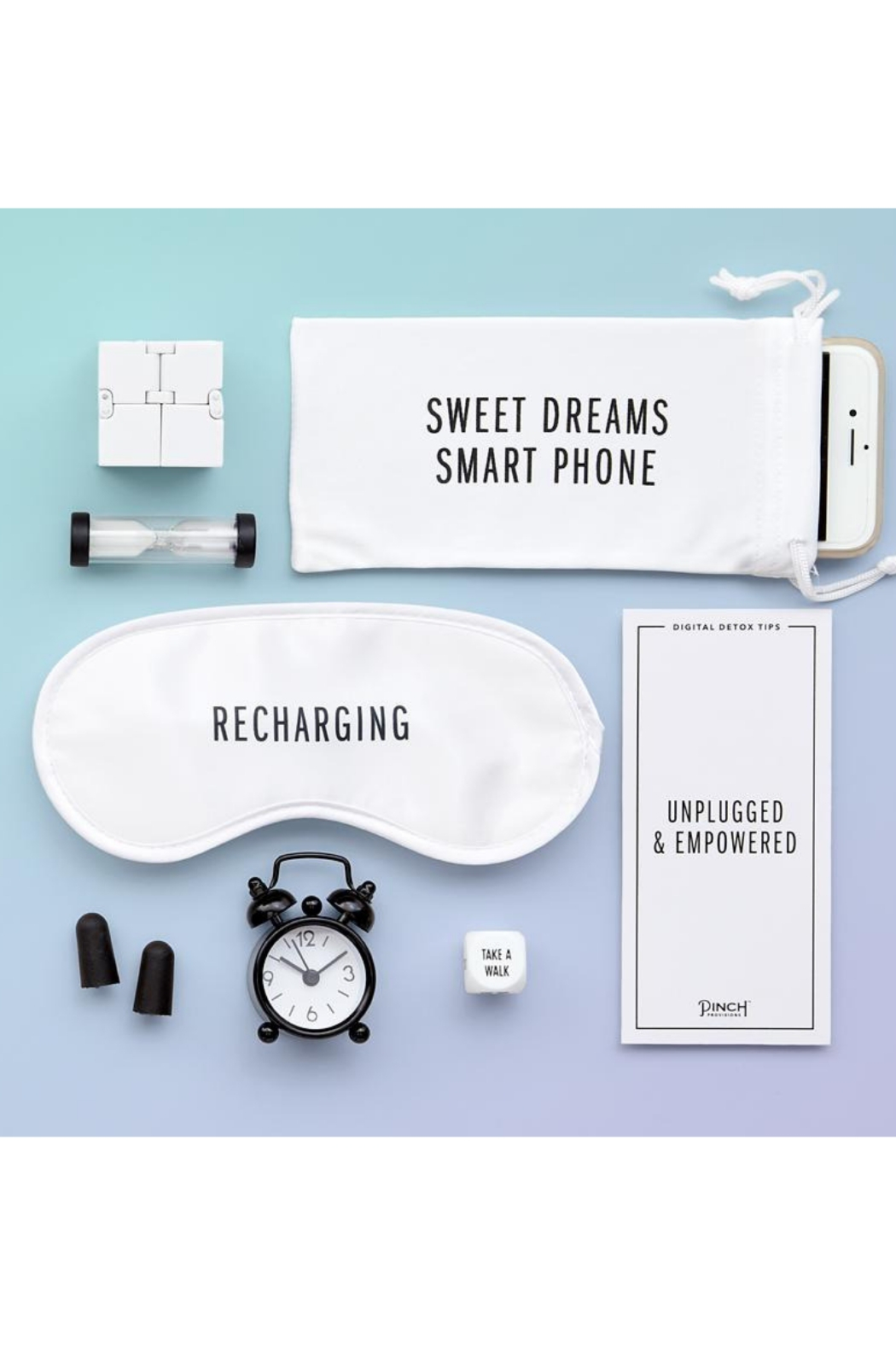 Pinch Provisions Digital Detox Kit Power Off - Front Full Image