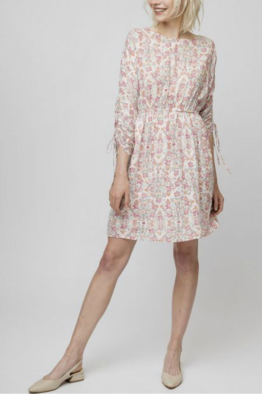 Compania Fantastica Digital Floral Dress - Main Image