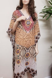 Kareena's Digital Print Caftan - Product Mini Image