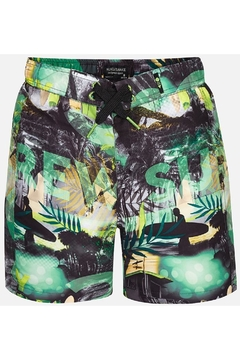 Shoptiques Product: Digital Swim Shortju